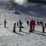 半日安排滑雪
