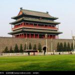 正阳门城楼