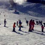 half day ski