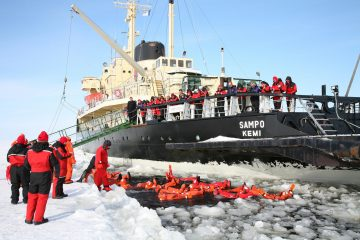 sampo icebreaking