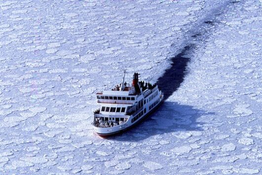 ship garinko ice breaker