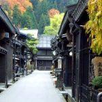 takayama old street