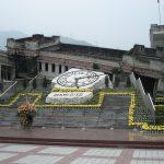 汶川地震遗址