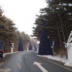 静月潭滑雪场