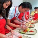 kimchi-making-session