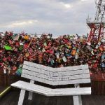 namsan-octagonal-hall-love-lock-wall