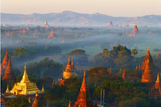 Myanmar Group Tour