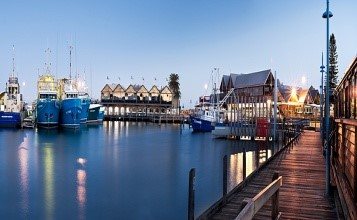Fishing Boat Harbour