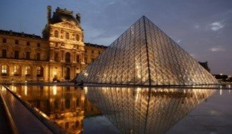 Louvre Museum (include entrance)