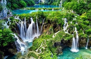 Plitvice National Park (Include Entrance & Boat Ride)
