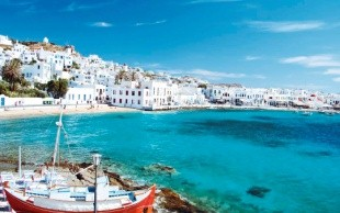 9days 7nights A Perfect Greek Island Zakynthos Athens Mykonos Santorini Zakynthos
