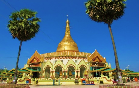 Kaba Aye (World Peace) Pagoda