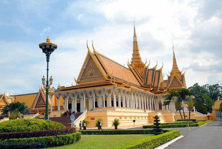 Royal Palace and Silver Pagoda