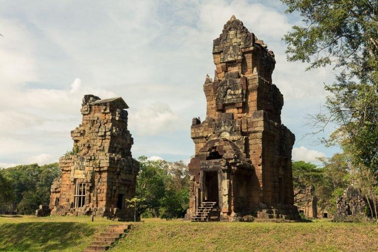 Suor Prat towers