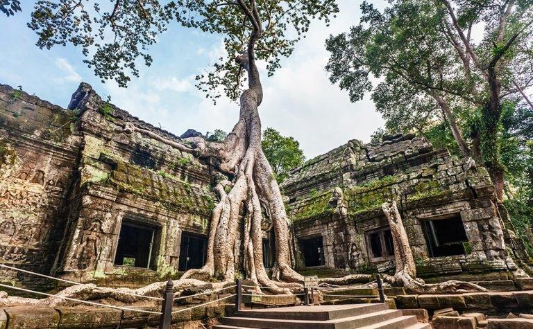 Ta-Prohm Temple